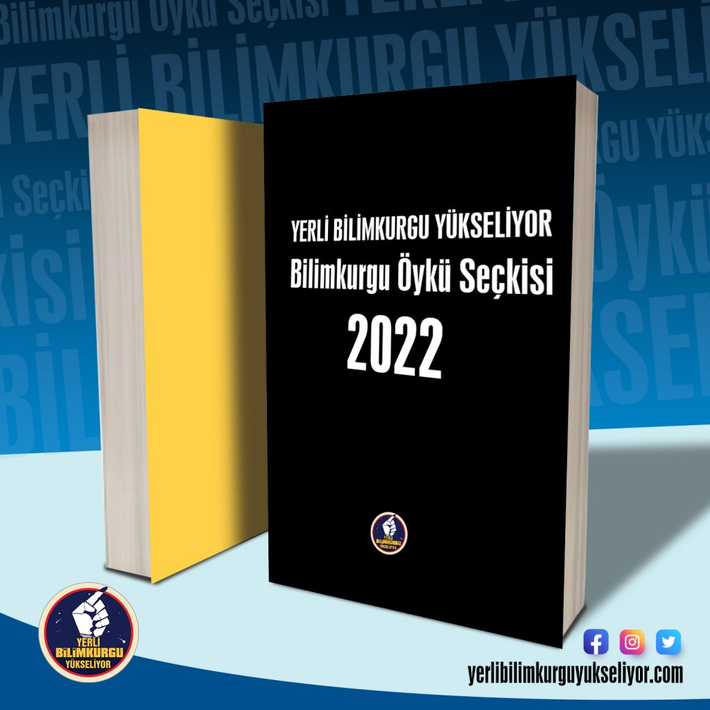 Hazır mısınız?  Yerli Bilimkurgu Yükseliyor platformunun dördüncü kitabı geliyor!  İlkini 2018 de hayata geçiren YBKY platformu, 2019 ve 2020 seçkilerinin ardından seriye kaldığı yerden devam ediyor!  YBKY Öykü Seçkisi 2022 için parmakları ve zihinleri çalıştırma zamanı. İşte seçkiye katılmak için yapmanız gerekenler;  1.Üst sınırı 2000 kelime olacak öykünüzü, 2.Dilbilgisi kurallarına azami şekilde uyarak, 3.Aşırıya kaçan argo ve küfür kullanmadan, 4.Açık şekilde siyasi veya herhangi bir oluşumu hedef alan kurgulardan kaçınarak, 5.Word belgesi olarak. 12 punto ve Times New Roman karakteriyle yazılarak, 6.30 Kasım 2021 tarihine kadar (son katılım tarihi), 7.yerlibilimurguyukseliyor@gmail.com adresine ulaştırmak.  8.Seçkiye katılacak öykü kurgularında konu sınırlaması aranmayacaktır. 9.Öyküler YBKY platformunun oluşturduğu jüri tarafından değerlendirilecektir. Değerlendirme sonuçları, son katılım tarihinden en geç iki ay sonra sosyal medya hesaplarımızda açıklanacaktır. 10.YBKY'nin, seçkiye katılamayan öykü sahiplerine katılamama sebeplerini açıklama/rapor halinde geri dönüş gibi bir zorunluluğu yoktur/talep edilemez. 11.Öyküler daha önce herhangi bir yerde yayınlanmamış olmalıdır. 12.PDF dosyaları ve belirtilen şartlara uymayan öyküler değerlendirmeye alınmayacaktır.